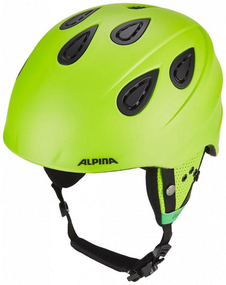 Alpina Ski - / Snowboardhelm »Grap 2.0 Helmet« in grün