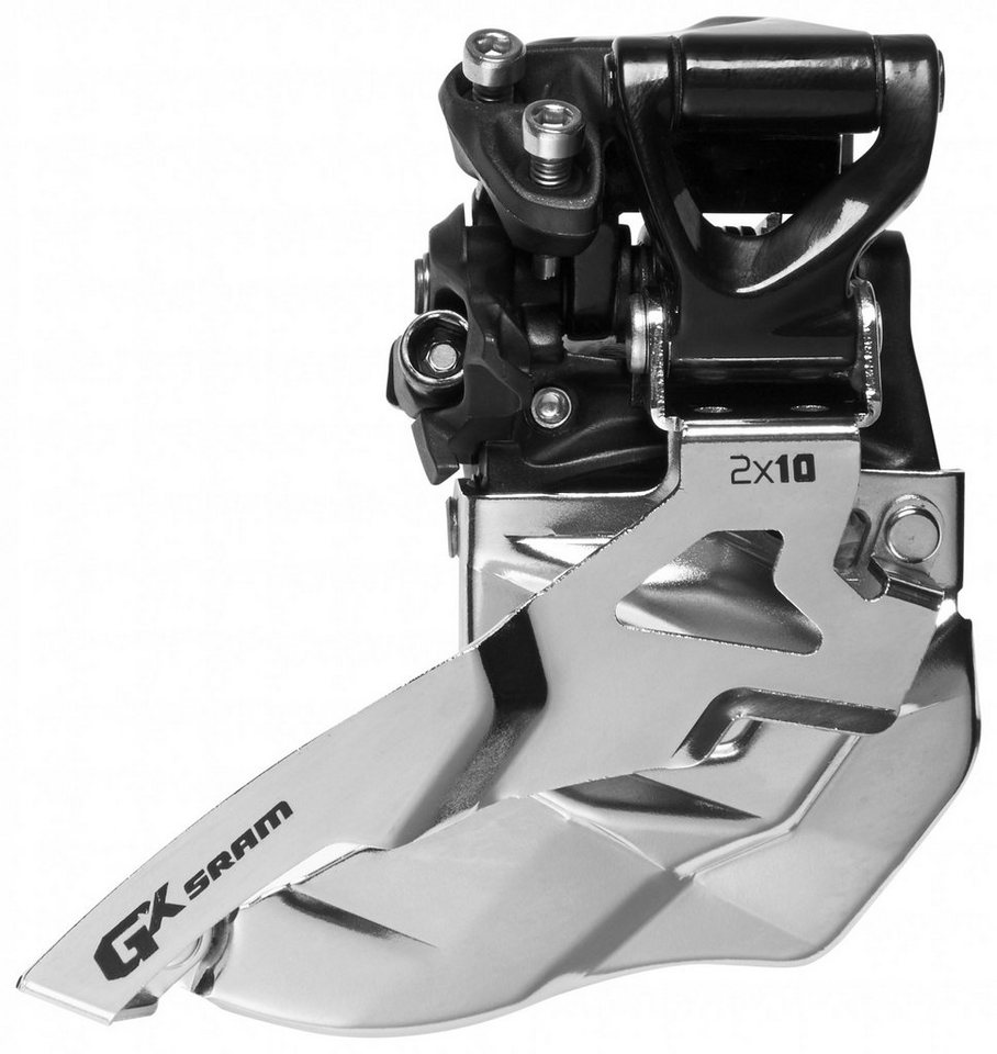 SRAM Schaltung »GX Umwerfer 2x10-fach Mid Direct Mount Top Pull«
