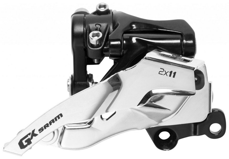 SRAM Schaltung »GX Umwerfer 2x11-fach Low Direct Mount Bottom Pull«