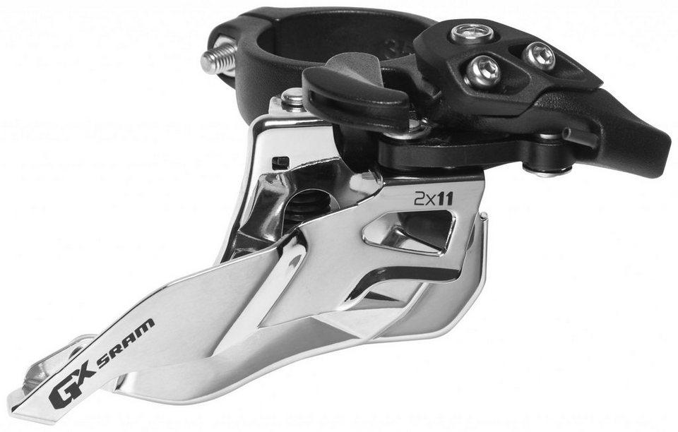 SRAM Schaltung »GX Umwerfer 2x11-fach Mid Clamp Front Pull«