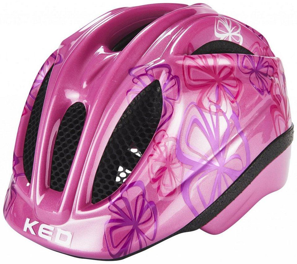 ked fahrradhelm meggy trend helmet kids kaufen otto. Black Bedroom Furniture Sets. Home Design Ideas