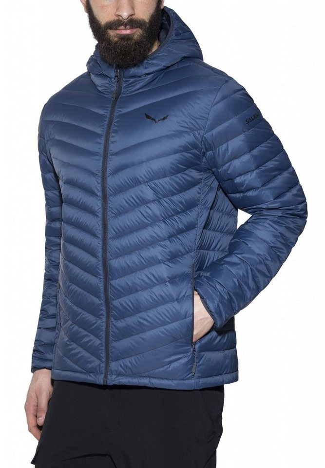 Salewa Outdoorjacke »Fanes Down Jacket Men« in blau