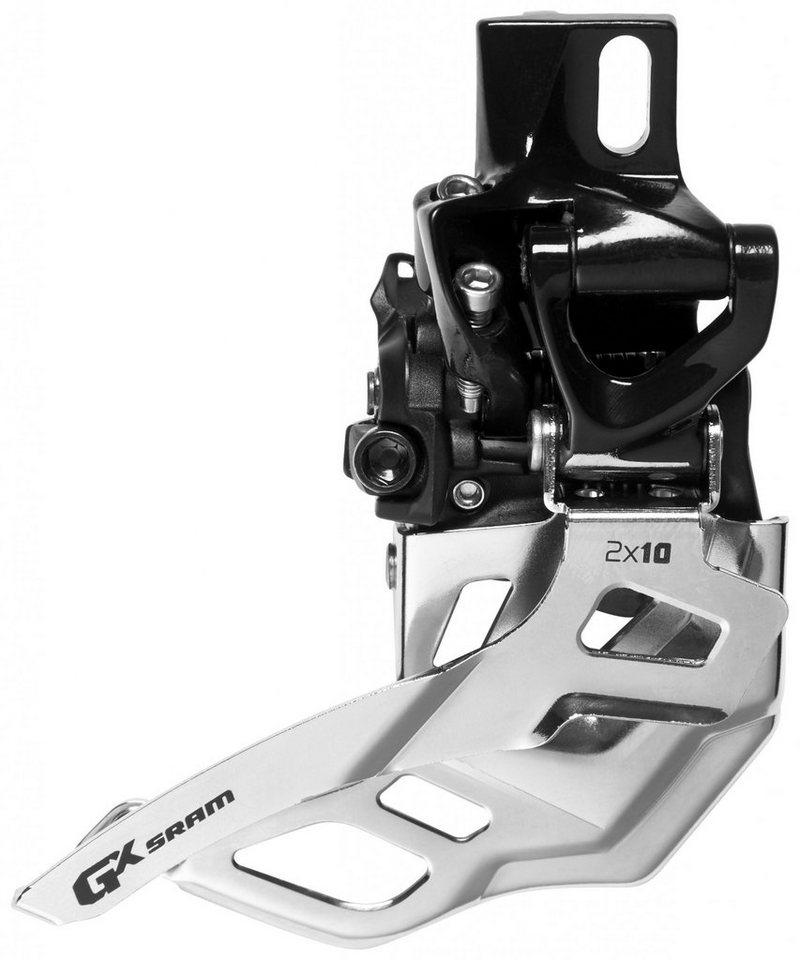 SRAM Schaltung »GX Umwerfer 2x10-fach High Direct Mount Bottom«