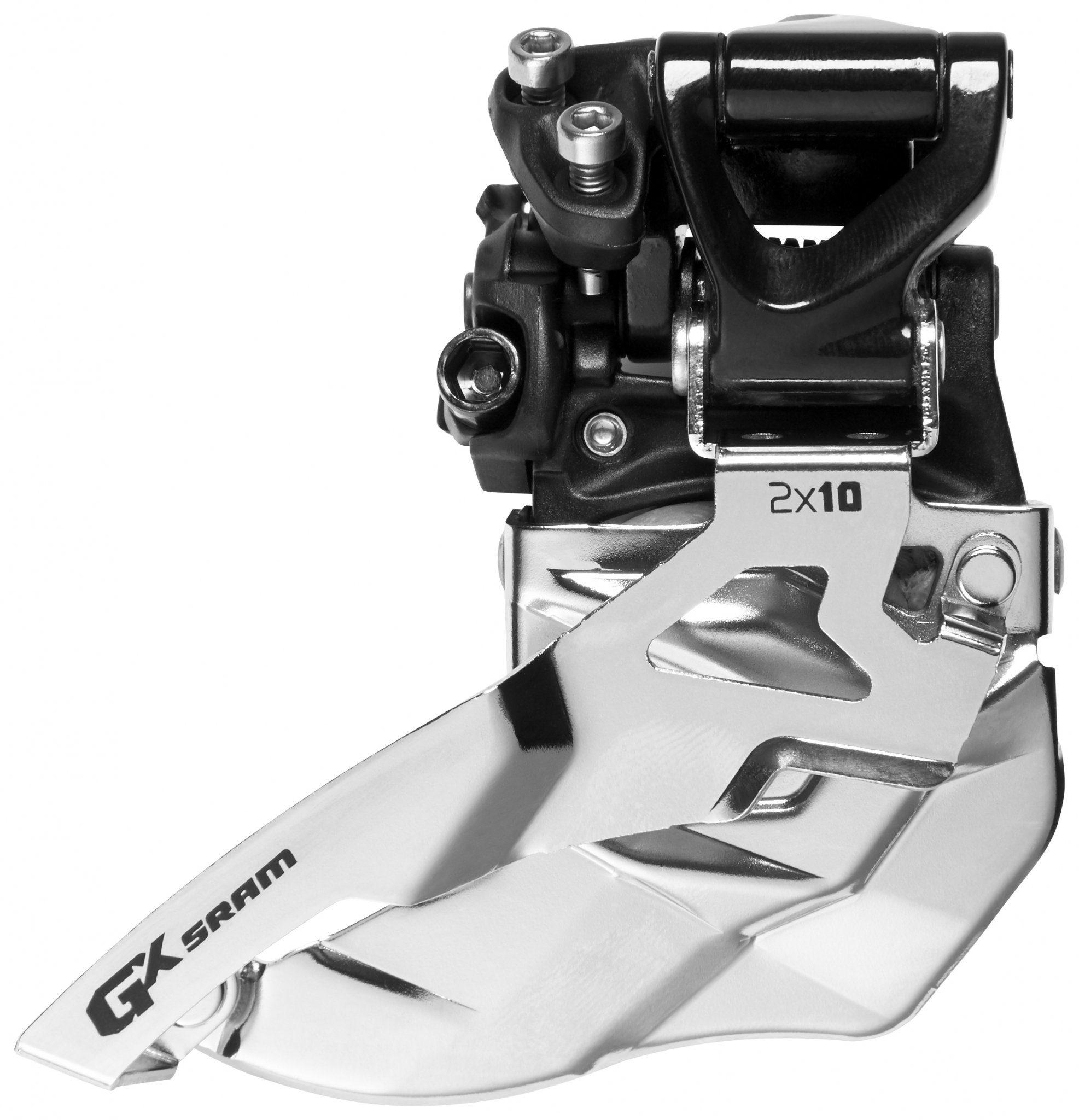SRAM Schaltung »GX Umwerfer 2x10-fach Mid Direct Mount Bottom Pull«
