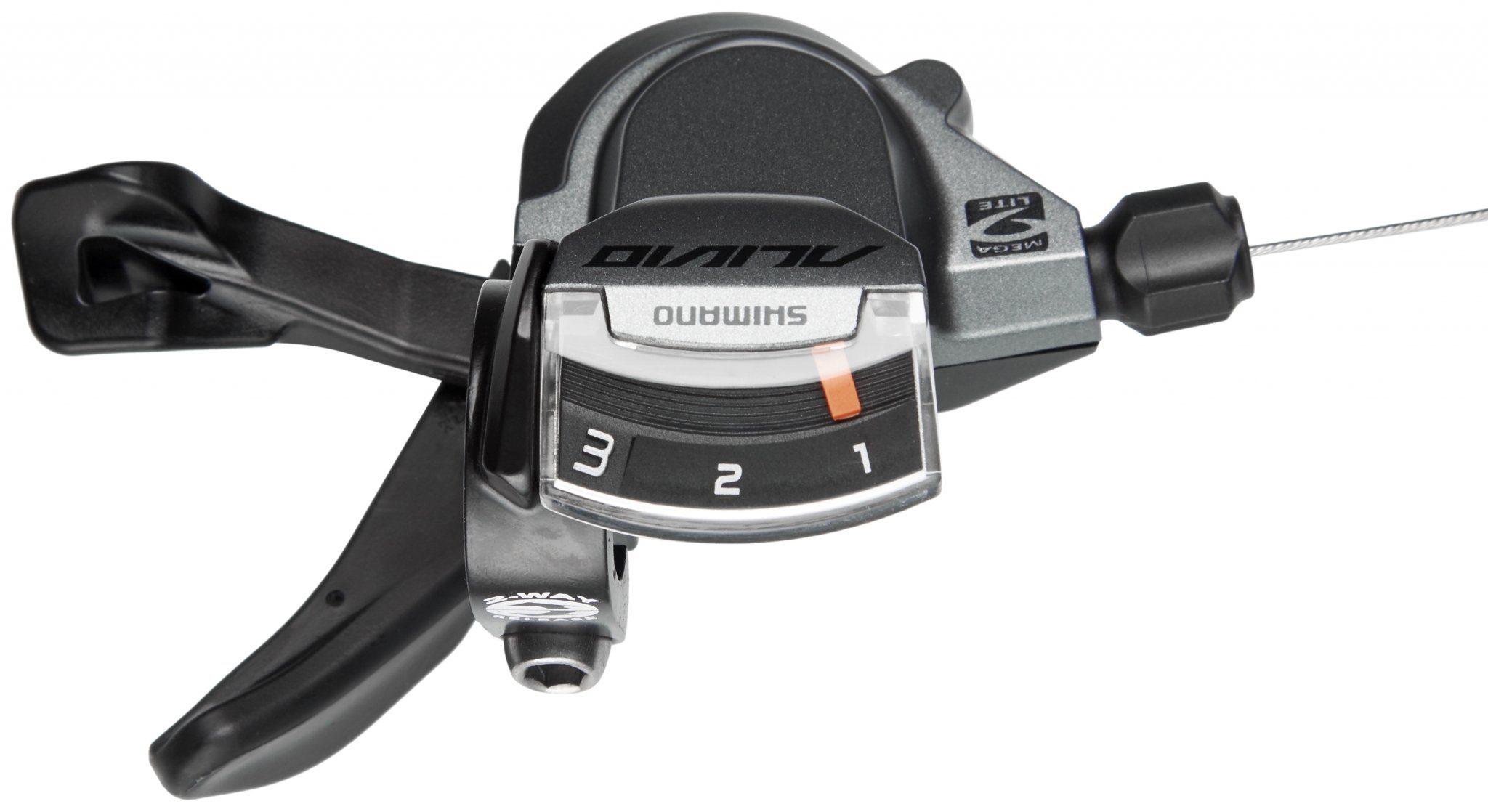 Shimano Schaltung »Alivio SL-M4000 Schalthebel 3-fach links«