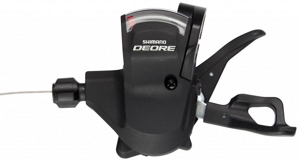 Shimano Schaltung »Deore SL-M610 Schalthebel 2/3-fach«