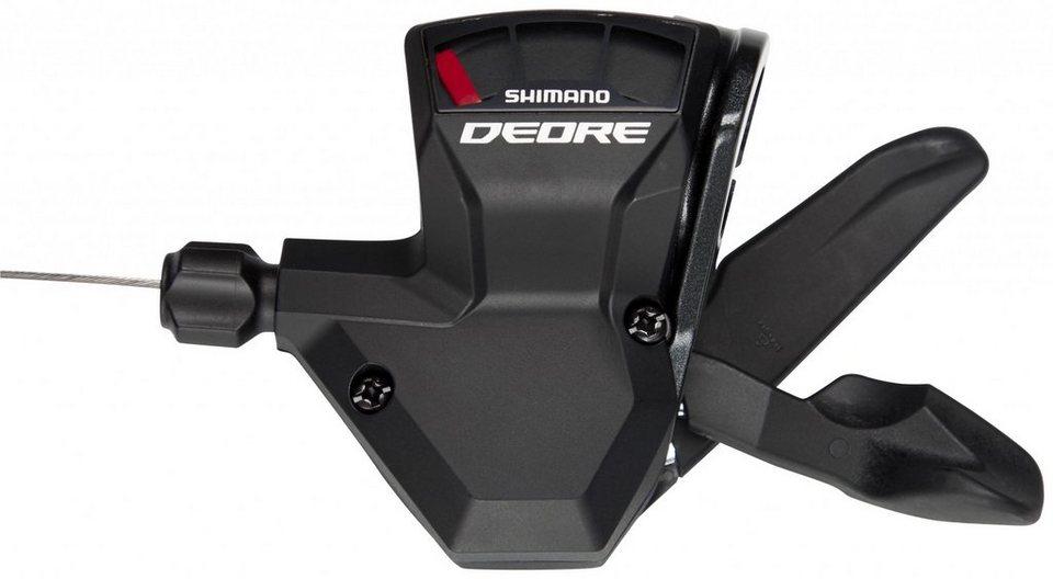 Shimano Schaltung »Deore SL-M590 Schalthebel 3-fach«