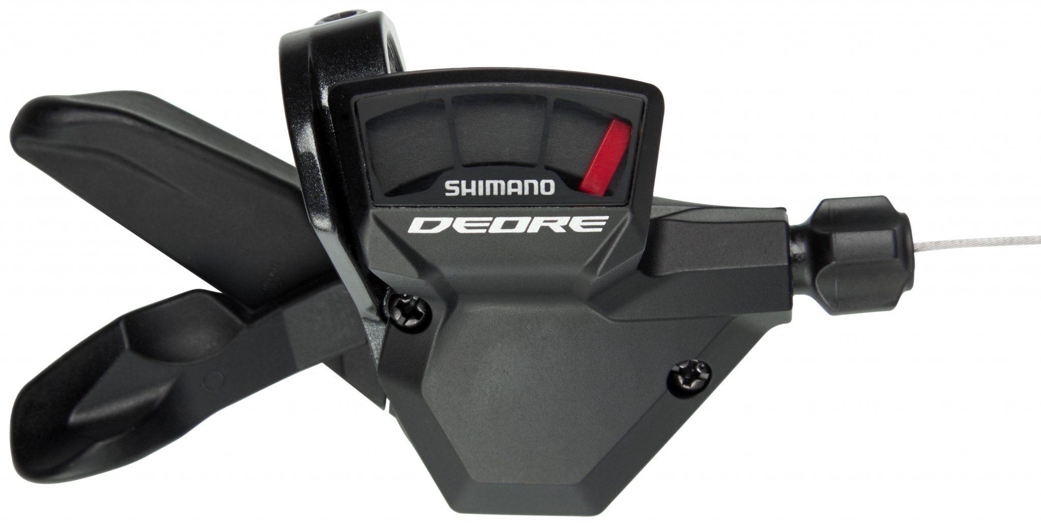 Shimano Schaltung »Deore SL-M590 Schalthebel 9-fach«