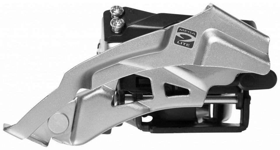 Shimano Schaltung »Acera FD-M3000 Umwerfer 3x9-fach silber/schwarz«