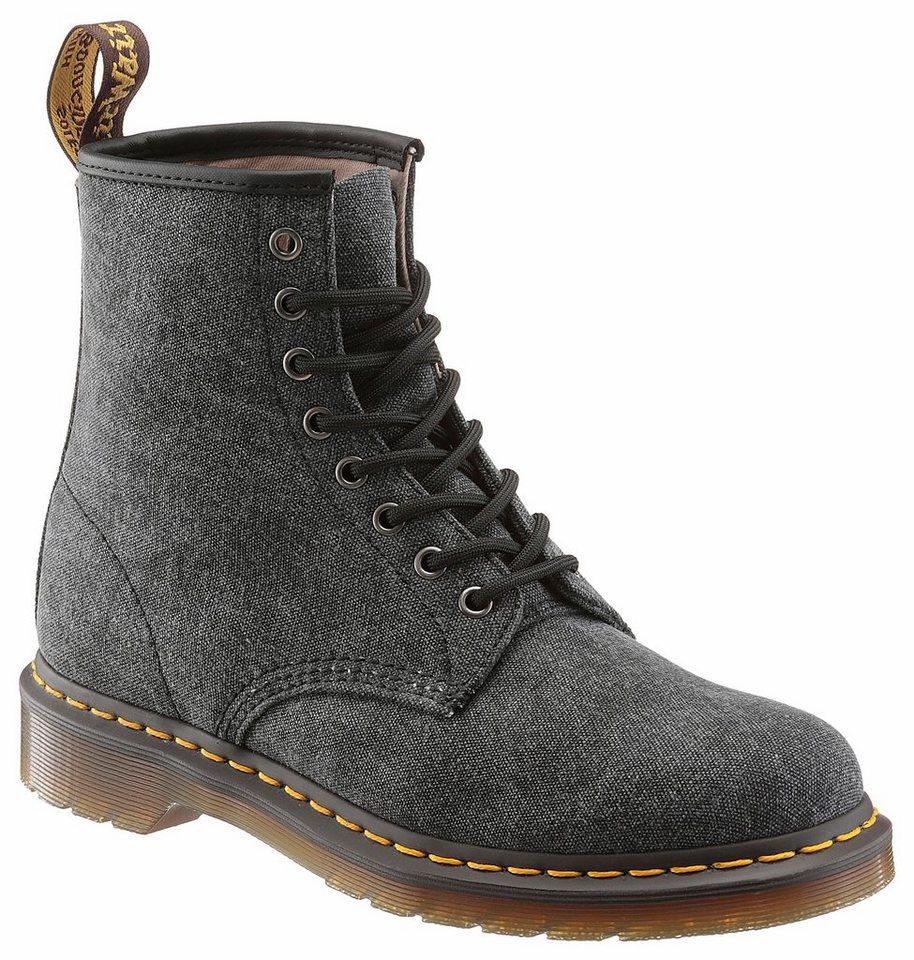 dr martens 8 eye boot stiefel im l ssigen jeans look. Black Bedroom Furniture Sets. Home Design Ideas