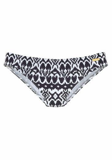 LASCANA Bikini-Hose »Grace«, mit Umschlagbund