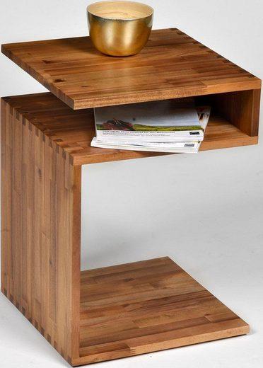 inosign beistelltisch mit ablagefach online kaufen otto. Black Bedroom Furniture Sets. Home Design Ideas