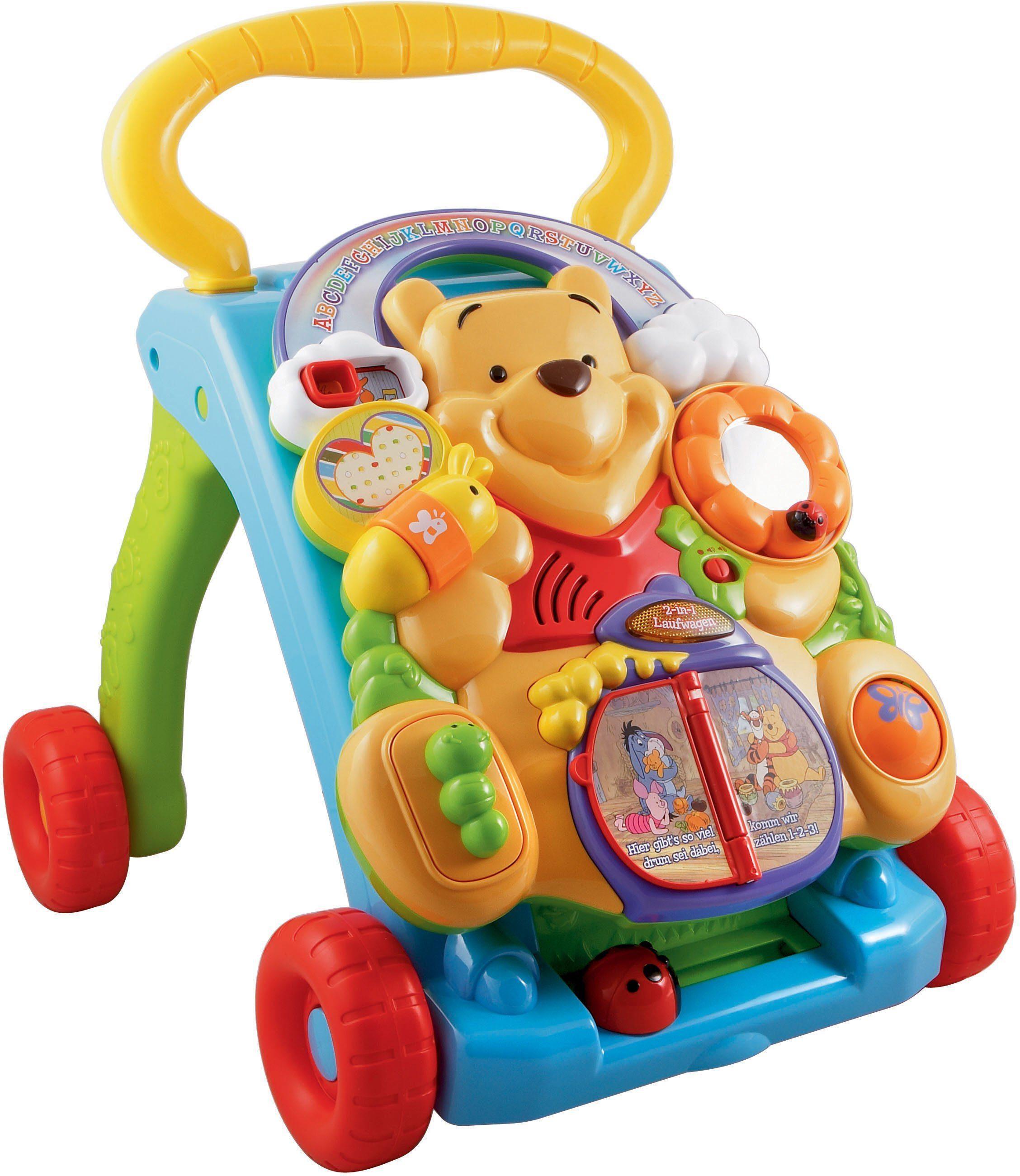 VTech Lauflernwagen, »Winnie Puuh«