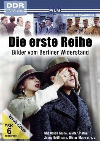 DVD »Die erste Reihe. Bilder aus dem Berliner...«