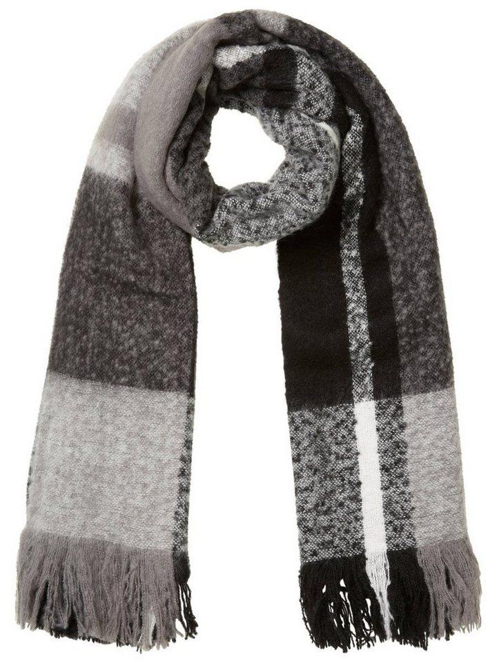 Vero Moda Karierter Schal in Black