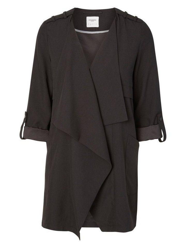 Vero Moda Loose-Fit- Jacke in Black
