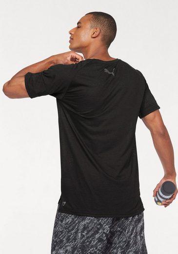 PUMA T-Shirt RAGLAN ENERGY TEE