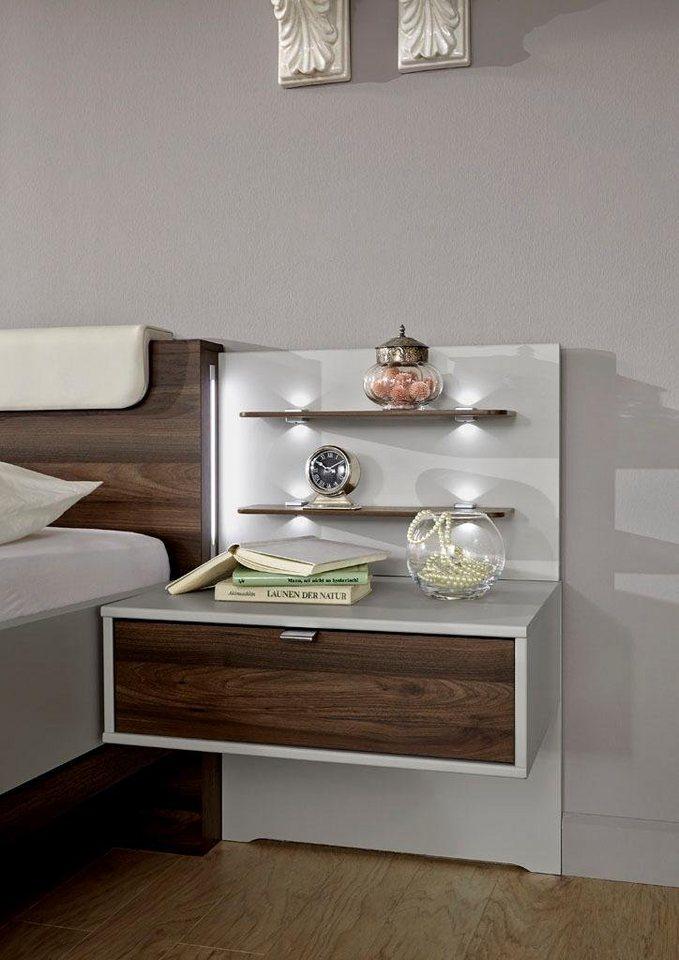 wiemann wandpaneel catania wahlweise mit beleuchtung 2er set online kaufen otto. Black Bedroom Furniture Sets. Home Design Ideas