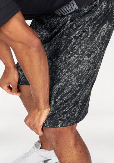 PUMA Shorts REVERSIBLE SHORT, beidseitig tragbar
