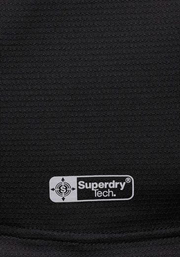 Superdry Débardeur Sport Active Gilet Décontracté