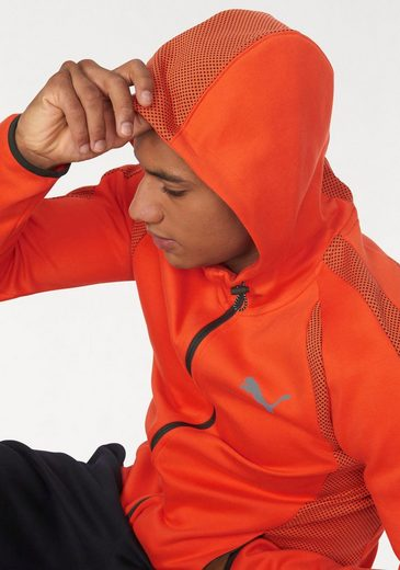 Puma Function-hooded Sweat Jacket Evostripe Ultimate Fz Hoody