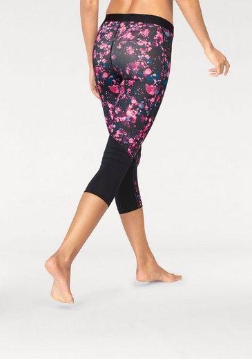 Nike 3/4-Hose WOMEN NIKE PRO CAPRI MICROCOSM