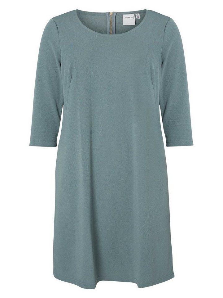 JUNAROSE Formgebendes Kleid in BALSAM GREEN