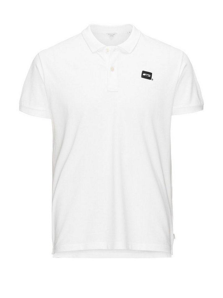 Jack & Jones Markantes Poloshirt in White
