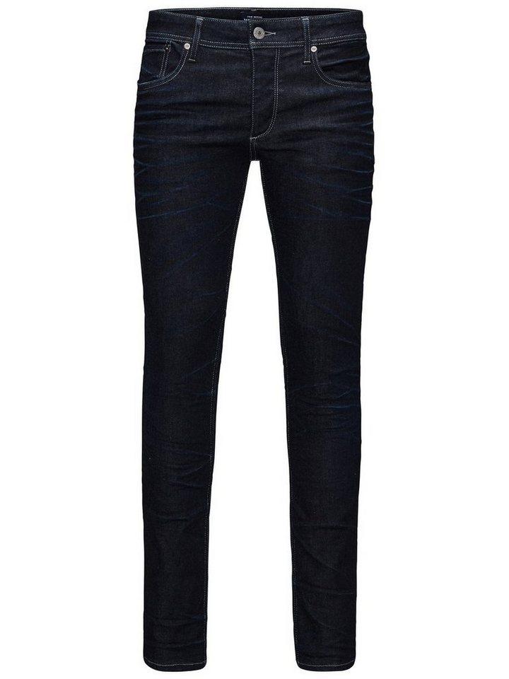 Jack & Jones Glenn Original jj 948 Slim Fit Jeans in Blue Denim