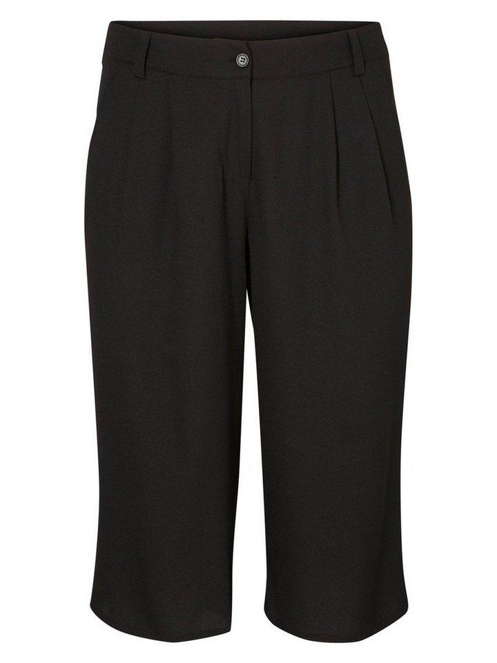 JUNAROSE Culottes- Hose in Black