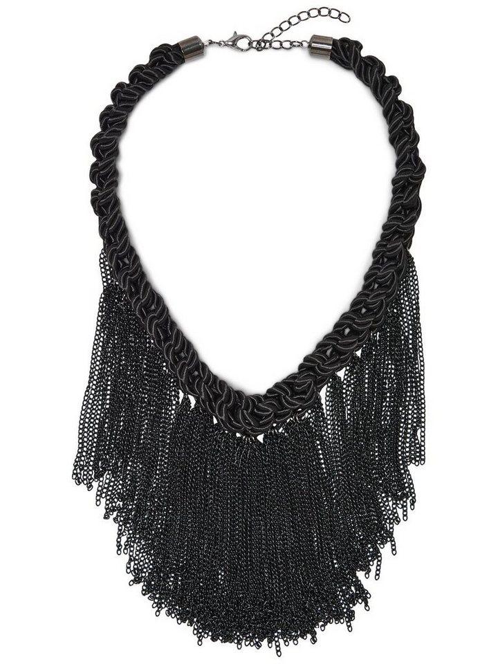 Only Statement- Halskette in Black