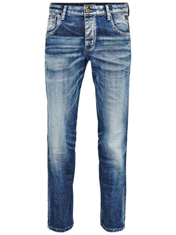 Jack & Jones Mike Ron JOS 254 Comfort Fit Jeans in Blue Denim