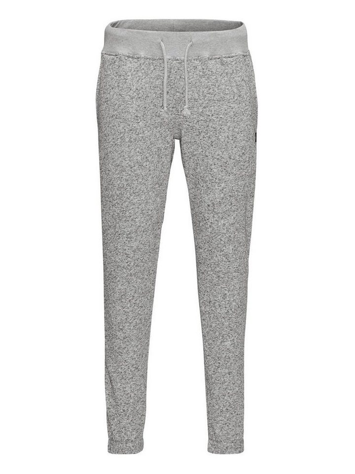 Jack & Jones Tight-Fit Sweathose in GREY MELANGE