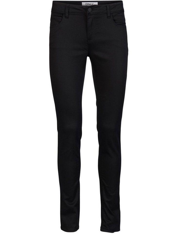 Only Skinny Hose in Black