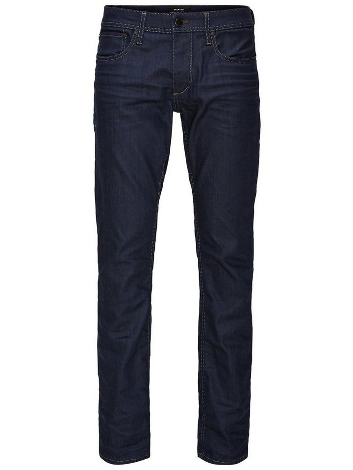 Jack & Jones Clark Original JJ 903 Regular fit Jeans in Blue Denim