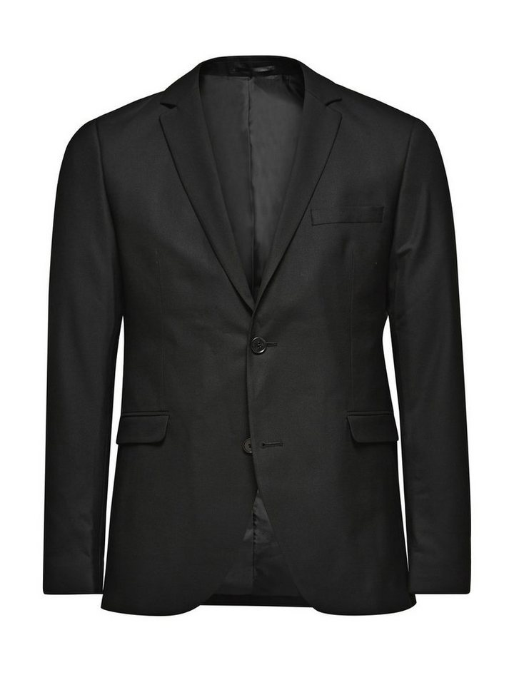 Jack & Jones Schwarz Blazer in Black