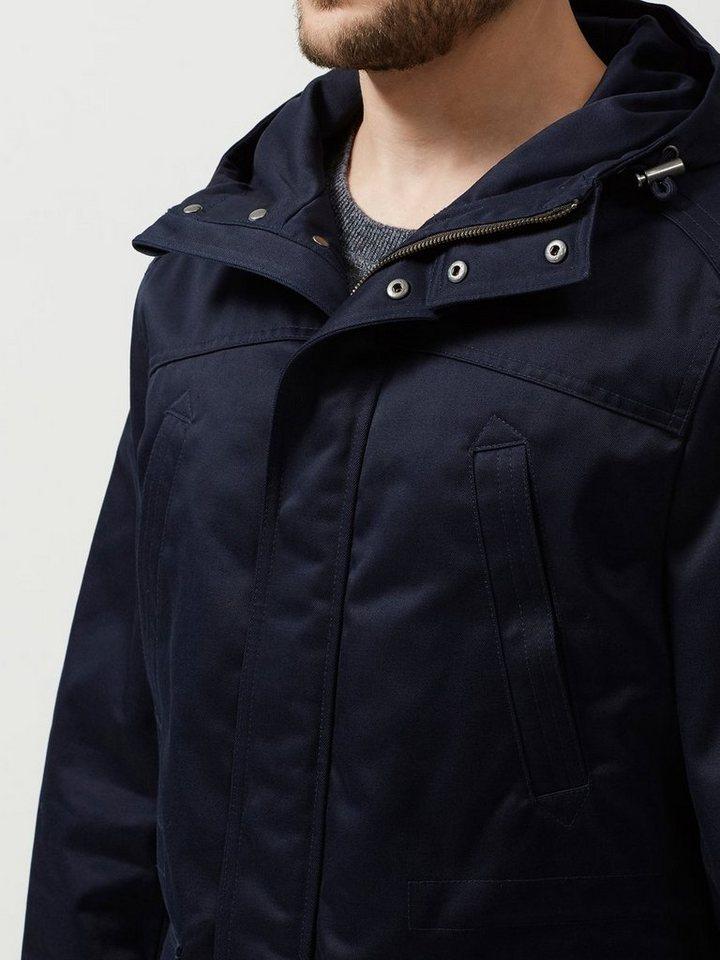 SELECTED Leichte Jacke in Navy Blazer