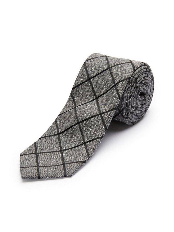 SELECTED Krawatte in Grey 4