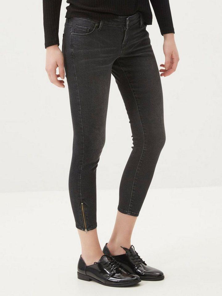 Vero Moda Skinny fit jeans in BLACK 1