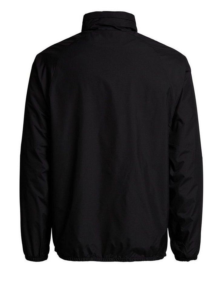 Jack & Jones Tech Leichte Jacke in Black