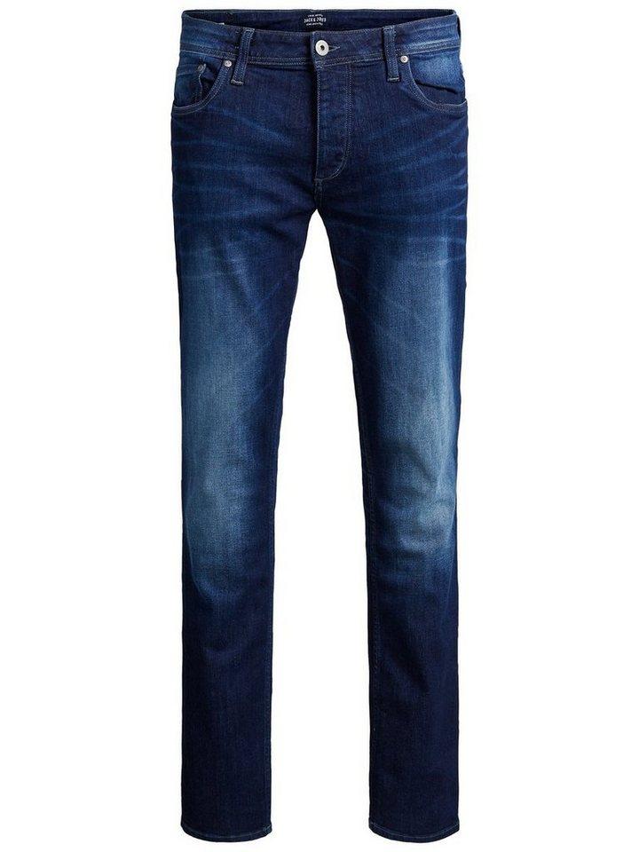 Jack & Jones Tim Org SC 968 Slim Fit Jeans in Blue Denim