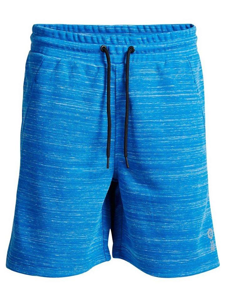 Jack & Jones Regular fit Sweatshorts in Directoire Blue
