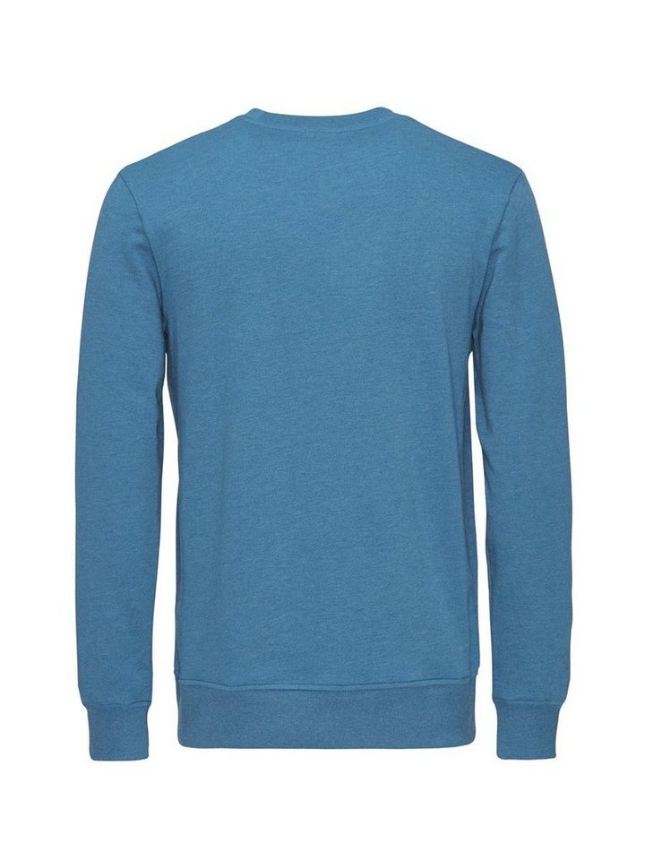 Jack & Jones Lässiges Sweatshirt in Mykonos Blue