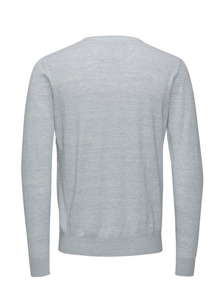 Jack & Jones Verbesserter Pullover in Kentucky Blue