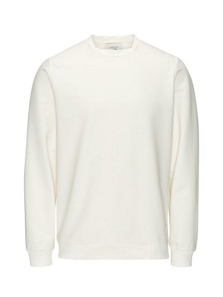 Jack & Jones Vielseitiges Sweatshirt in BLANC DE BLANC