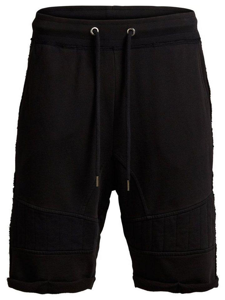 Jack & Jones Raue Sweatshorts in Black