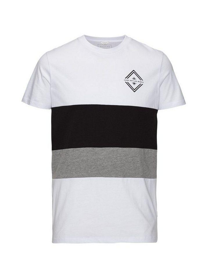 Jack & Jones Oversize-Grafik- T-Shirt in White