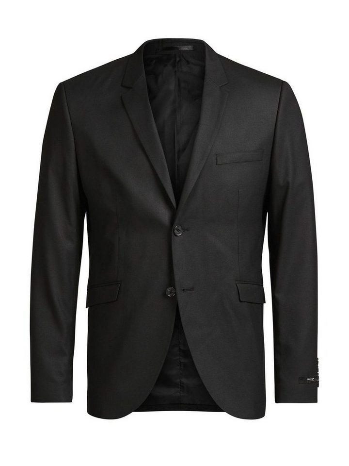 jack jones markante schwarze anzug online kaufen otto. Black Bedroom Furniture Sets. Home Design Ideas