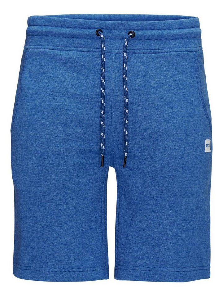 Jack & Jones Sweat-Shorts Sweatshorts in SURF THE WEB