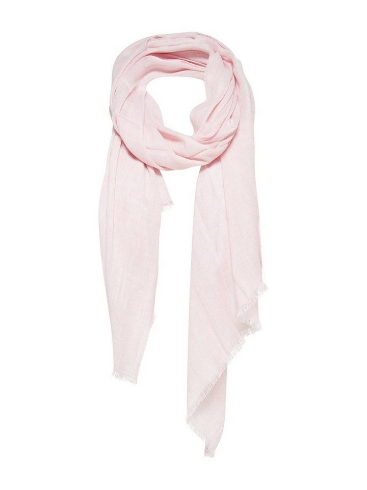 Only Melange- Schal in Barely Pink